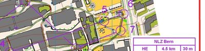 NLZ-training sprint (2018-04-27)