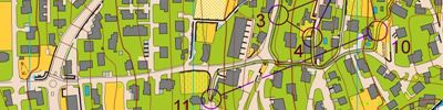 Sprint training part 1 (2018-05-04)